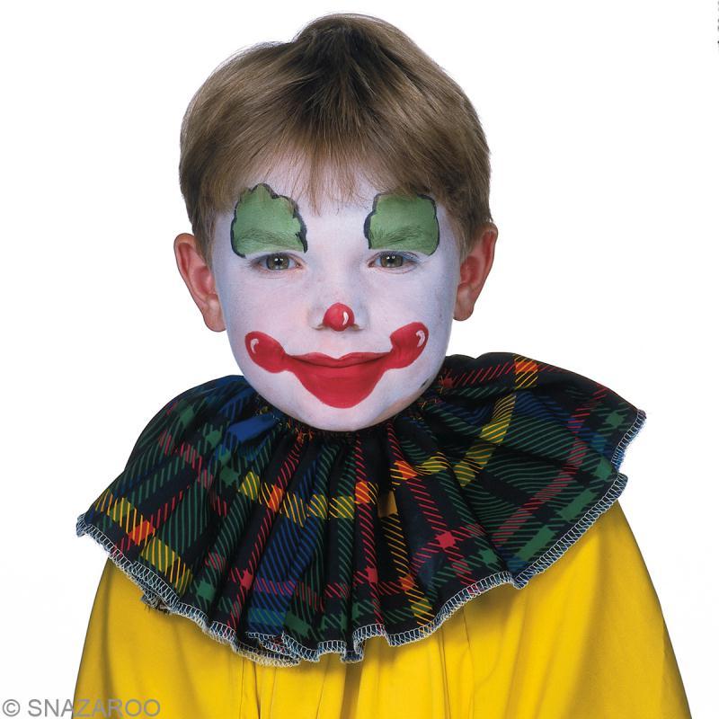 tuto maquillage clown pour enfant id es et conseils. Black Bedroom Furniture Sets. Home Design Ideas