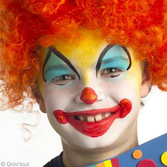 Tuto maquillage : Clown farceur
