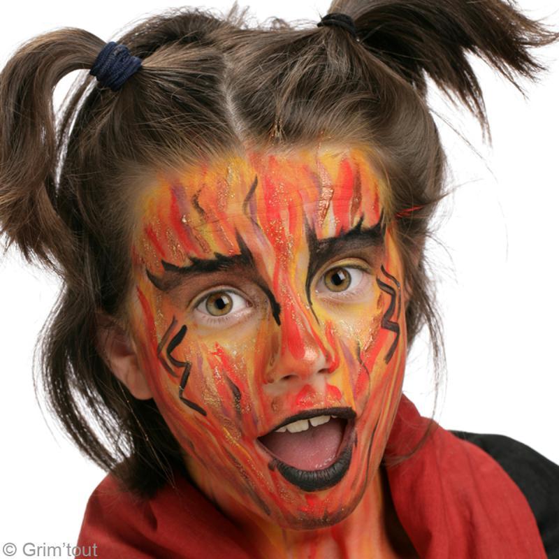 Maquillage de diablesse facile à faire  Idées et conseils
