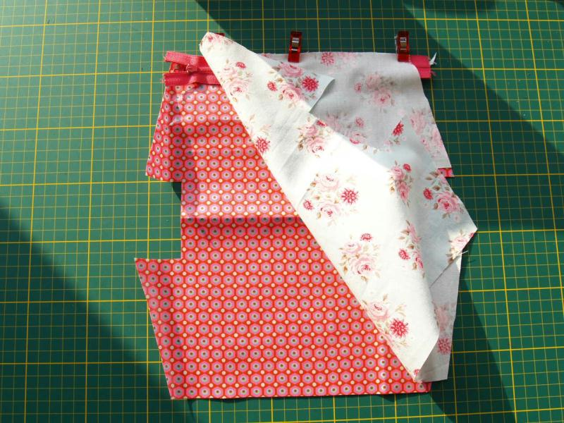 Diy couture fabriquer une trousse fourre tout id es for De tissus en couture