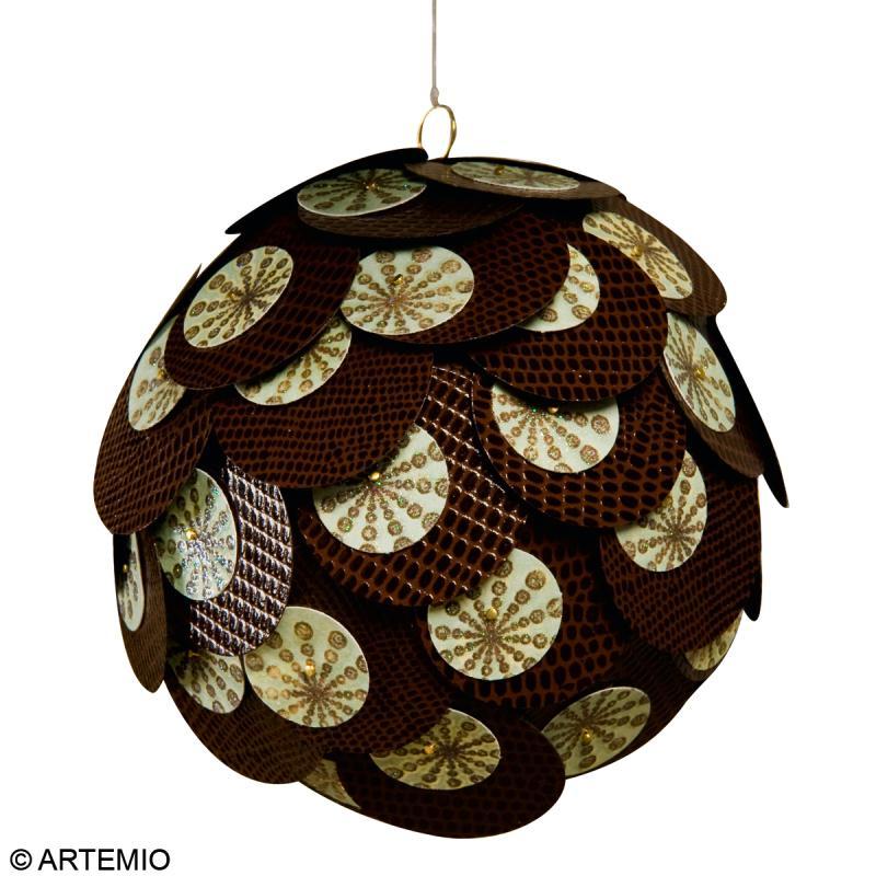 Décorer des boules de Noël  Idées et conseils Boules de noël