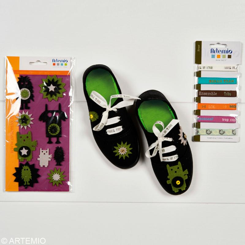 Customiser ses chaussures pour lété - Idées et conseils ...