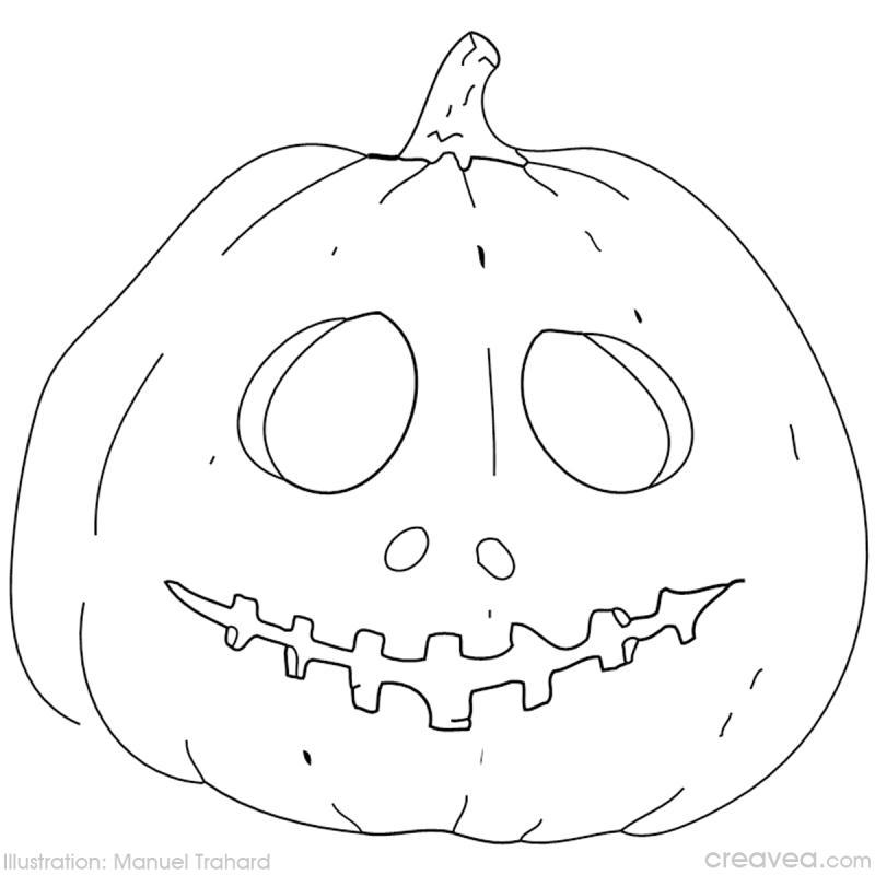 coloriage halloween id es conseils et tuto coloriage. Black Bedroom Furniture Sets. Home Design Ideas