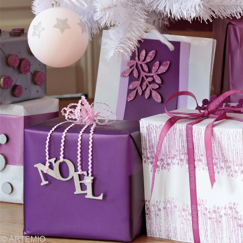 Tuto emballage cadeau de no l id es et conseils no l - Emballage cadeau original pour noel ...