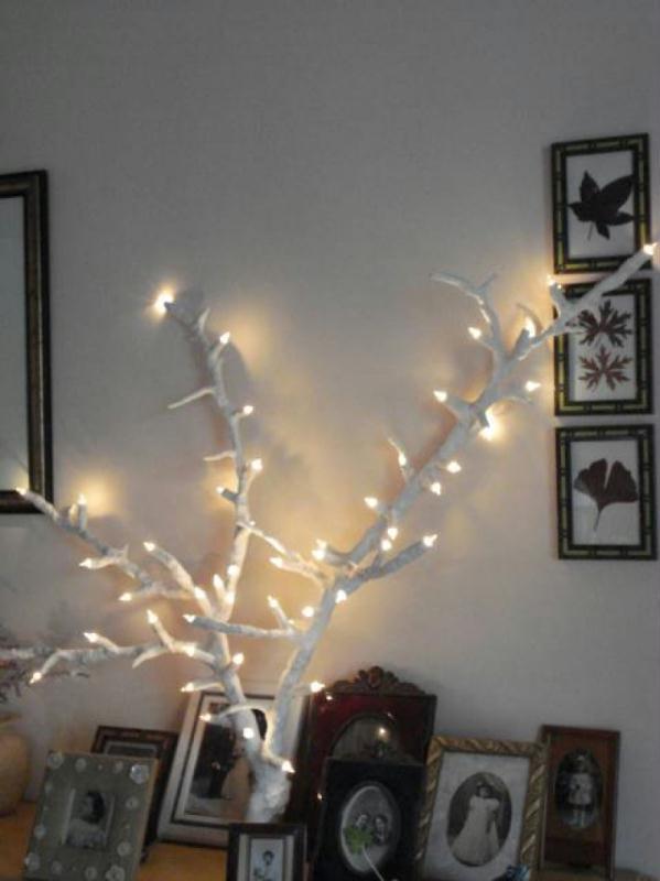 branche lumineuse cr ations d coration de laroyale n 10573 vue 13745 fois. Black Bedroom Furniture Sets. Home Design Ideas