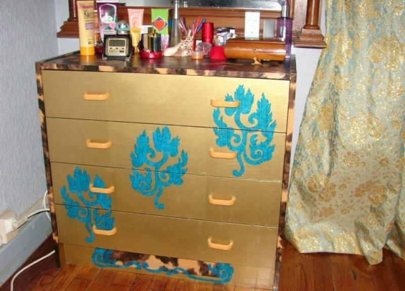 commode baroque cr ations d copatch de svetik n 11096 vue 5119 fois. Black Bedroom Furniture Sets. Home Design Ideas
