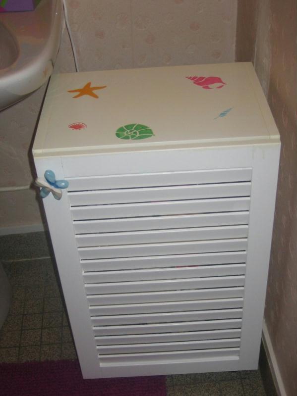 Meuble salle de bain relook cr ations d coration de - Creation meuble salle de bain ...