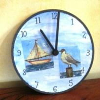 mon horloge marine