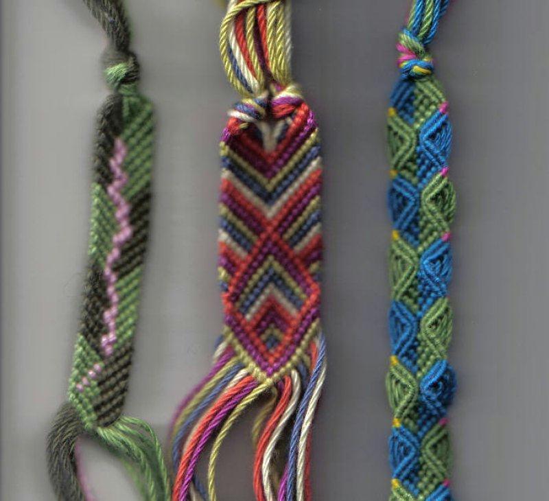 Bracelets br siliens cr ations perles et bijoux de charsoph n 183 vue 7680 fois - Bracelets bresiliens originaux ...