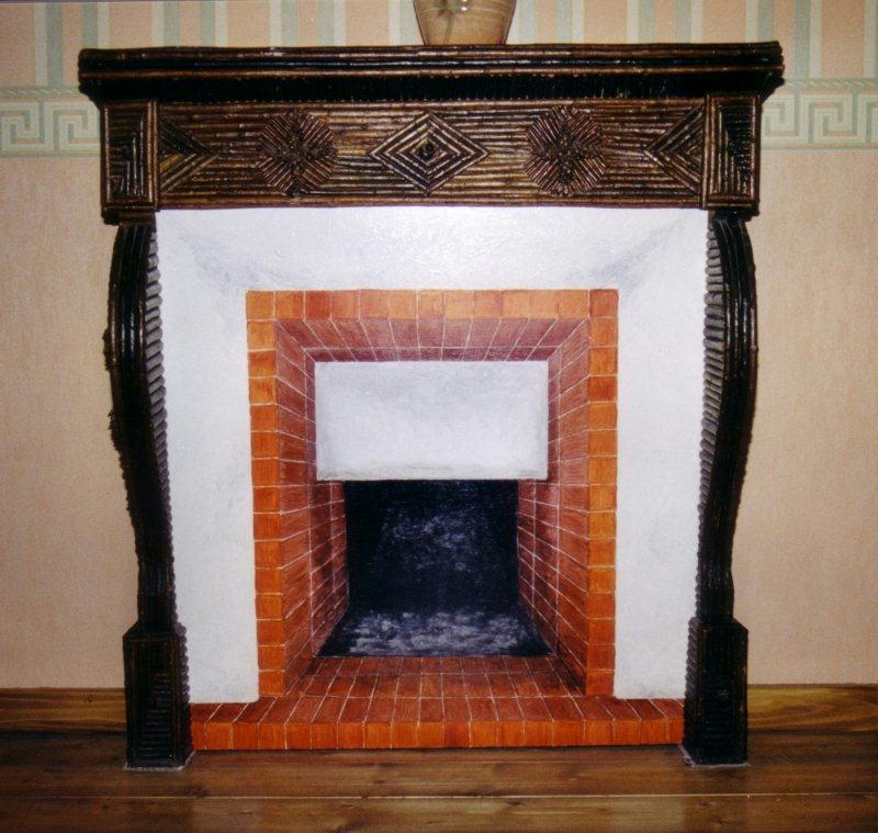 chemin e en trompe l 39 oeil cr ations peinture multi supports de mlkjmlk n 19854 vue 4302 fois. Black Bedroom Furniture Sets. Home Design Ideas