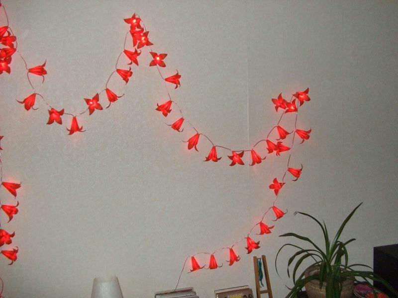 guirlande en papier cr ations lampes et guirlandes. Black Bedroom Furniture Sets. Home Design Ideas