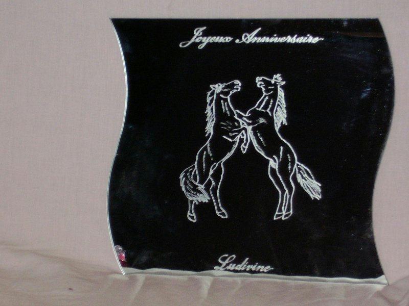 Miroir cheval cr ations gravure sur verre de naty2604 n for Gravure sur miroir