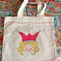 Sac princesse 