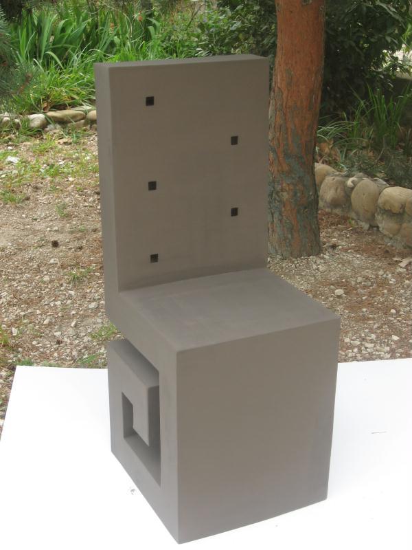 si ge design en carton cr ations meuble en carton de n 25715 vue 6300 fois. Black Bedroom Furniture Sets. Home Design Ideas