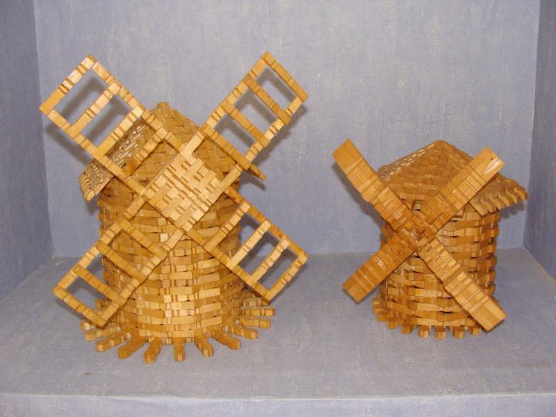 Cr ation en pinces linge - Activite manuelle avec pinces linge bois ...
