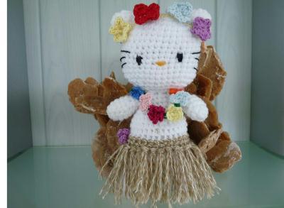 Tiarée le polynésienne - Création Crochet de jocelyne233 n°29648 ...