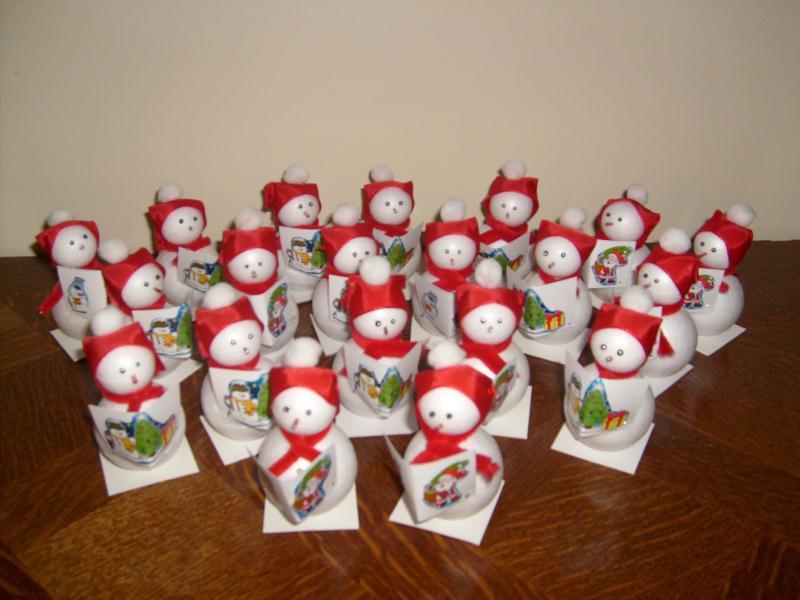 Decoration De Boules De Noel En Polystyrene