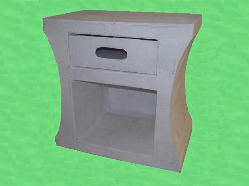 chevet en carton atelier retouche paris. Black Bedroom Furniture Sets. Home Design Ideas