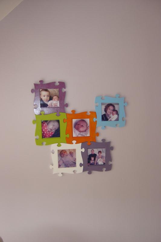 cadre p le m le puzzle multicolore cr ations chambre d 39 enfant de marina n 33435 vue 2873 fois. Black Bedroom Furniture Sets. Home Design Ideas