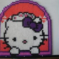 Perles à repasser Hello Kitty