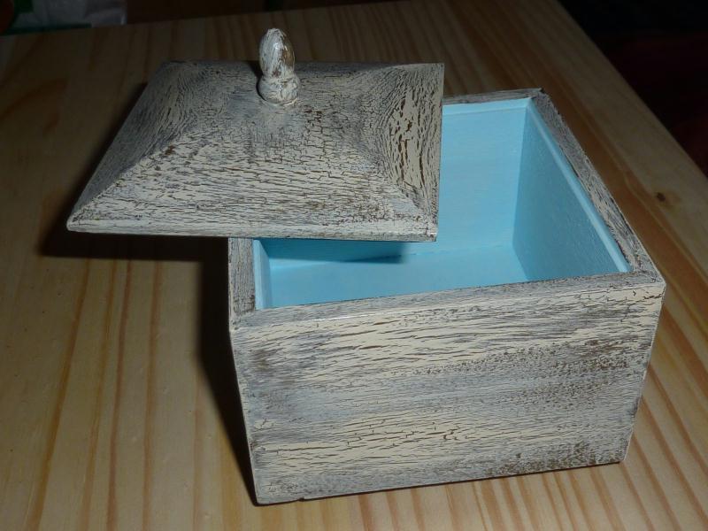 craquer pour le craquel cr ations peinture multi supports de tatijojo n 34438 vue 2171 fois. Black Bedroom Furniture Sets. Home Design Ideas