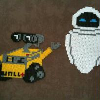 Wall E et Eve