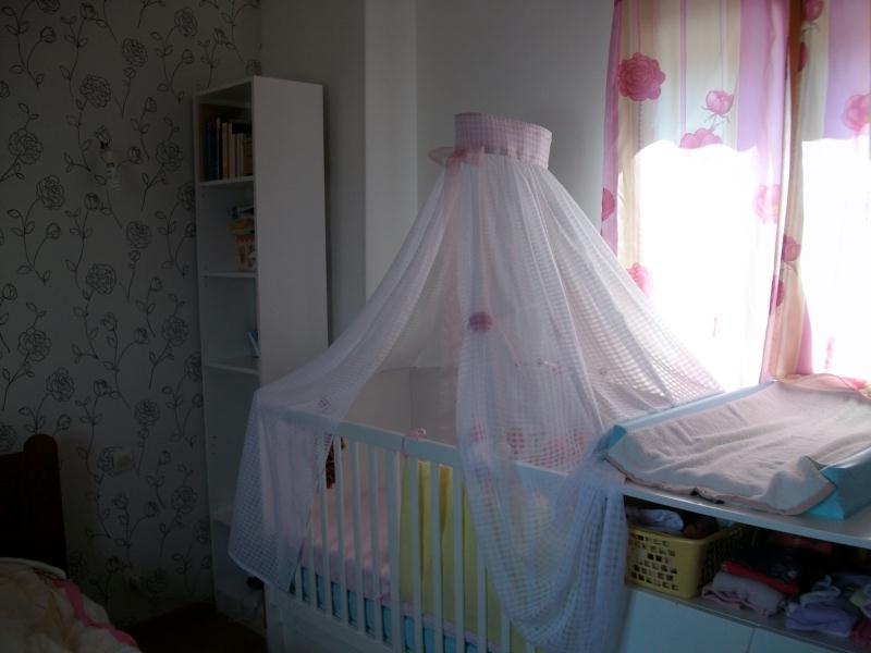 fl che de lit b b cr ations couture de maminette n. Black Bedroom Furniture Sets. Home Design Ideas