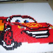 Voiture Flash McQueen de Cars