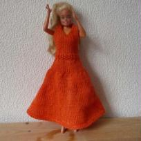 robe bain de soleil BARBIE