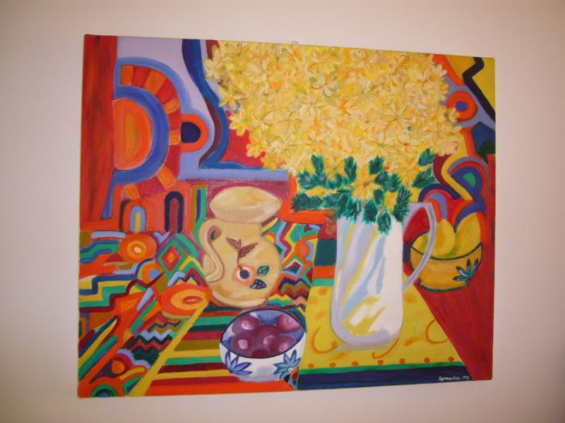 Mon tableau deco cuisine cr ations peinture multi supports de symadele n 4 - Tableau decoration cuisine ...