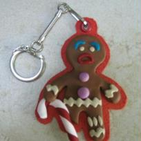 Porte clefs Mr Biscuit