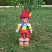 Cr ations personnage en pot galerie de mod les et cr ations personnage en pot - Comment faire des personnages en pots de terre cuite ...