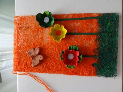 Cr ation d coration de fen tre pour le printemps for Decoration fenetre printemps
