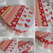 Cration Masking Tape - Bote coeur.