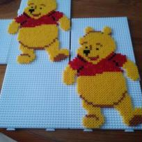 Winnie en perle  repasser