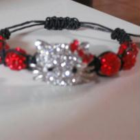 Cration Shambala HELLO KITTY rouge