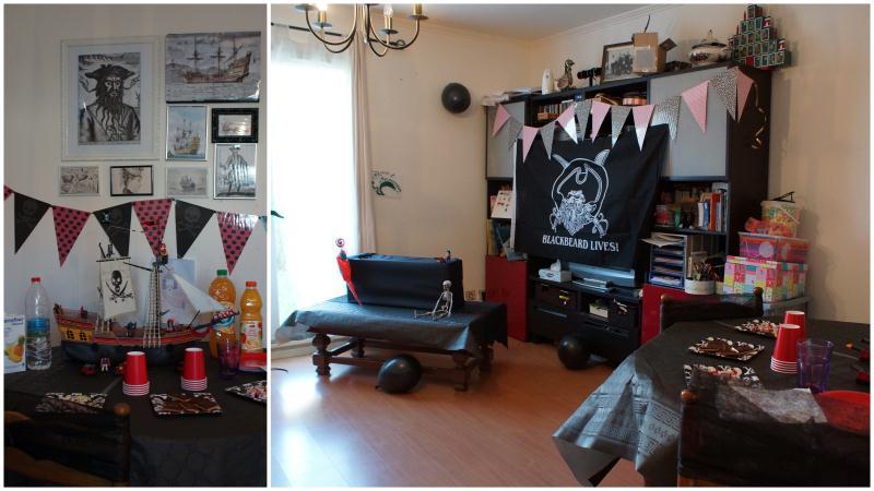 d coration anniversaire pirate cr ations d coration de f tes de madame deux b n 48338 vue. Black Bedroom Furniture Sets. Home Design Ideas