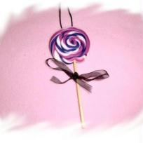  Cration sucette lolipop  gourmande