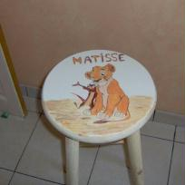 tabouret personalis 1