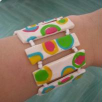 bracelet fimo