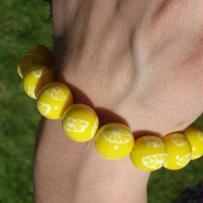Bracelet citron